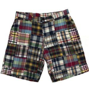 Polo Ralph Lauren Madras Shorts Prospect 35 Men